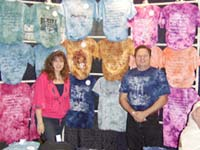 Tie Dyed T-Shirts Retailer